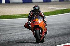 MotoGP: KTM-Testfahrer Mika Kallio will bald wieder Stammpilot sein