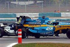 Formel 1 - Nach dem zweiten Renault-Sieg fällt das Wort WM-Titel