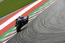 Rossi und Vinales fallen beim Österreich-GP in Spielberg extrem ab: Die Gründe
