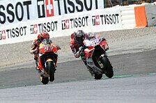 MotoGP Phillip Island: Analyse Marquez vs. Dovizioso nach Tag 1