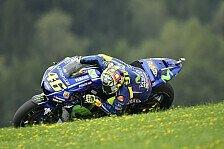 Valentino Rossi: MotoGP-Ärzte geben Okay für Start in Aragon