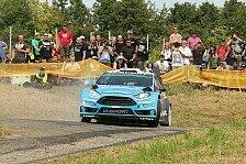 WRC - Start frei für die ADAC Rallye Deutschland 2017