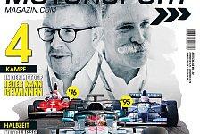Formel 1 - Alles im neuen Heft: Die Zukunft der F1