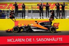 Formel 1: Nächste Frustsaison für McLaren, Honda und Alonso