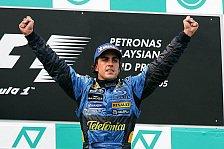 Formel 1 - Malaysia GP: Alonso triumphiert beim heißesten Rennen des Jahres