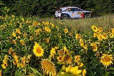 WRC2-Fahrer Kopecky führt Rallye Deutschland an