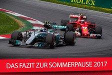 Generation 2017: Die Halbzeit-Bilanz der neuen Formel 1 im Video
