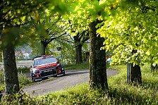 WRC - Bilder: Rallye Deutschland - Shakedown & Vorbereitungen