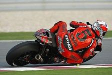 MotoGP - Katar, Tag 2: Edwards rutschte schnell