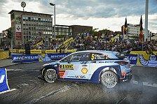 WRC Spanien 2017: Rallye-Route, News und TV-Zeiten