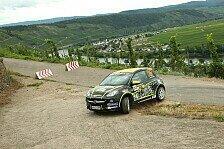 Titelkampf im ADAC Opel Rallye Cup spitzt sich zu
