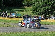 WRC Rallye Deutschland 2018: Interview mit Rallye-Leiter Kissel