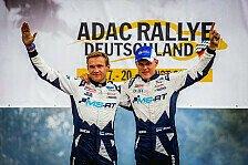 Rallye Deutschland: Ott Tänak gewinnt, Sebastien Ogier wieder WM-Leader