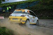 Dramatische Wendungen im ADAC Opel Rallye Cup