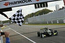 Formel 3 EM - Bilder: Zandvoort - 19. - 21. Lauf