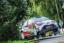 WRC Rallye Deutschland 2018 von A bis Z: Typische Begriffe