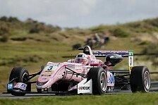 Formel 3 EM - Günther: Doppelter Podest-Erfolg in Zandvoort