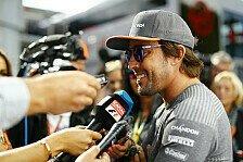 Alonso 2018 mit McLaren Renault? Rückkehr zur Normalität