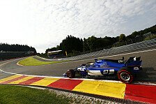 Sauber in Spa: Alter Ferrari-Motor kostet 2 Sekunden