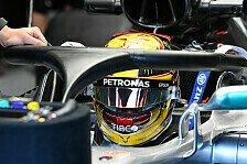 Formel-1-Saison 2018: Halo stellt Teams vor Herausforderungen