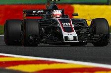 Formel 1 Spa 2017: Zoff zwischen Sergio Perez und Kevin Magnussen