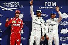 Formel-1-Rekordjäger Hamilton betet für Schumacher