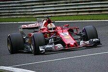 Formel 1: Ferrari in Monza ohne neuen Motor