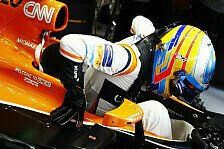 McLaren: Alonso widerspricht Ausfall-Gerücht - Neue Honda-PU in Monza