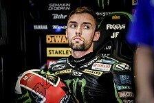 Jonas Folger: Keine Teilnahme am privaten Yamaha-MotoGP-Test