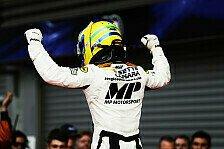 Formel 2 - Bilder: Belgien - 15. & 16. Lauf
