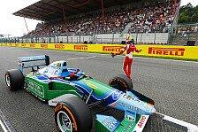 Formel 1 - Bilder: Belgien GP - Mick Schumacher im Benetton