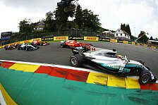 Formel 1 Reifen Monza: Ferrari aggressiver als Mercedes
