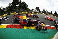 Spa-Ausfall: Verstappen vor Strafe in Monza