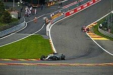 Formel 1 Spa-Vorschau 2018: Vettel-Aufholjagd muss jetzt sitzen