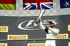 Formel 1 - Bilderserie: Belgien GP - Pressestimmen: Hamilton flößt Angst ein