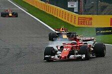 Strafpunkte für Kimi Räikkönen in Spa: Das ist Unsinn