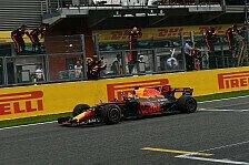 Formel 1 Spa: Ricciardo nach Super-Manöver gegen Bottas und Räikkönen Dritter