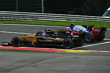Formel 1: Renault, Haas und Toro Rosso im Dreikampf um Rang 6
