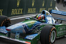 Onboard-Video: Mick Schumachers Runde in Michaels F1-Benetton