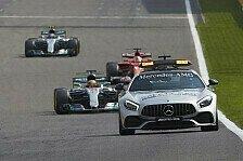 Der Spa-Kracher in der Renn-Analyse: Wie Hamilton Vettel niederrang