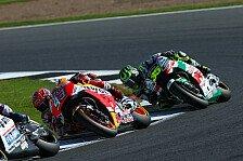 MotoGP-FP1 in Misano: Viele Stürze, Marquez vorn