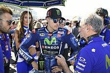 MotoGP - Streit Maverick Vinales vs. Crewchief eskaliert völlig