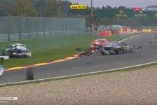 Supercup - Video: Spa-Francorchamps 2017: Heftige Unfälle im Porsche Supercup