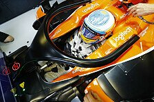 35 Strafplätze für Alonso in Monza - wegen Trainingsmotor