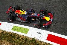 Monza: Red Bull reagiert auf Strafen