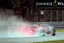 Formel 1 - Wetter Monza 2019: Regen-Rennen in Italien?
