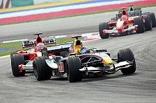 Formel 1 - Die roten Bullen sind keine Eintagsfliegen