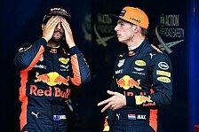 Monza-Qualifying: Red-Bull-Show von Strafen überschattet