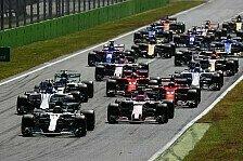 Kritik am Grid-Chaos in Monza: Strafen-System muss jetzt auf Prüfstand