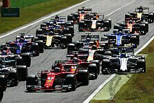 Formel 1 Monza 2018 heute live: RTL, Live-TV, Livestream